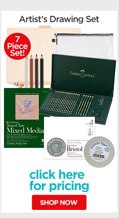 Jerry's Live - Episode no. 38B - Holiday Gift Guide- Artist's Drawing Set