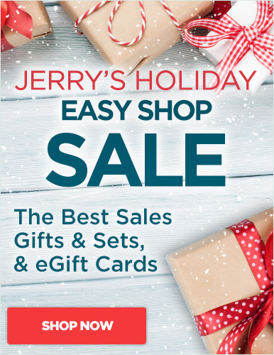 Jerry's Holiday Easy Shop