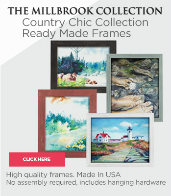 Millbrook Country Chic Ready Made Frames