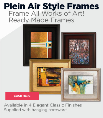 Plein Air Style Ready Made Frames