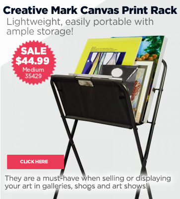 Canvas Print Rack - Medium Best Seller on SAle