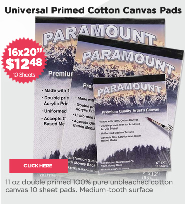 Paramount Canvas 40% OFF Sale