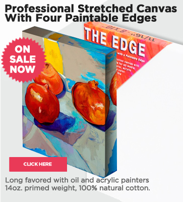 The Edge Professional Stretched Canvas