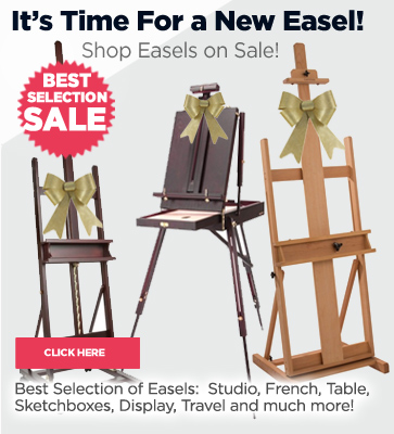 Easels for Artists - Easels at Low prices for gifts