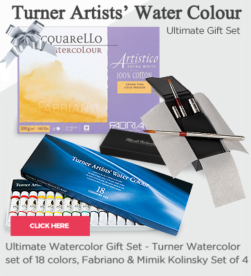 Gift Sets for Artists - Watercolor Ultimate Gift Set