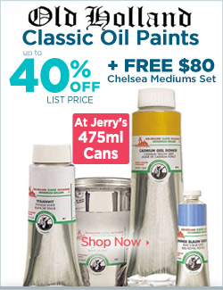 Old Holland Classic Oil paints on sale