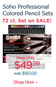 Soho Colored Pencil Sets
