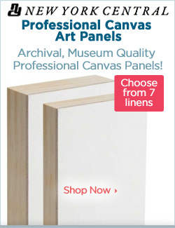 NY Central Professional Canvas Art Painting Panels