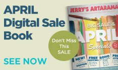 April Digital Sale Book