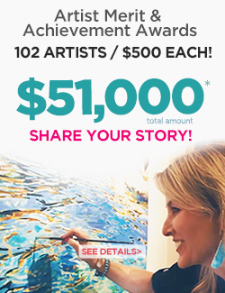 $51,000 Artist Merit & Achievement Awards