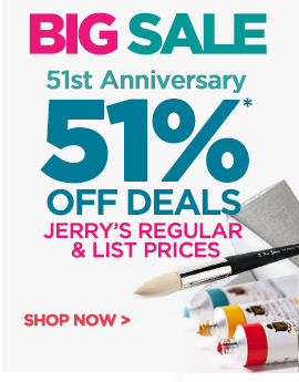 51% OFF Deals on List and Regular Prices