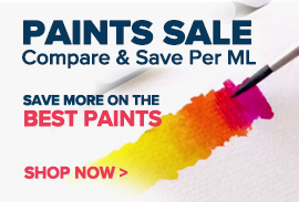 High Quality Artist Paints Sale, Compare and Save per ml