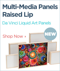 Da Vinci Liquid Art Panels