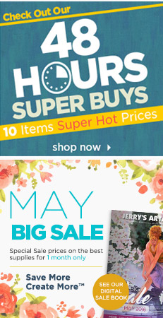 Hot Buys - May Artist Catalog Sale