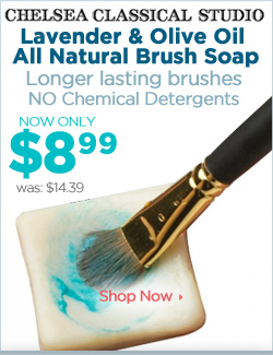 CCS Brush Cleaning Soap Spotlight Feature