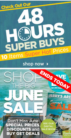 Hot Buys - June Artist Catalog Sale
