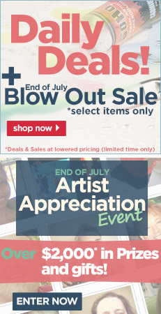 Hot Buys - Artist Appreciation Event