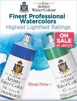 Professional Artist Watercolor Paints- Turner