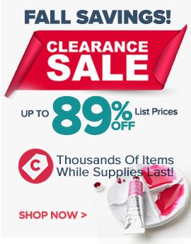 Closeout Art Supply Store Savings Center