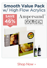 Ampersand And Golden High Flow Value Pack