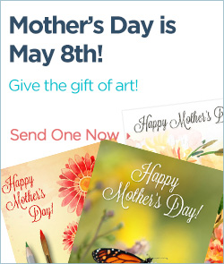 Mother's Day is May 8th - Send an eGift Card