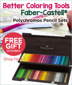 Polychromos pencil sets by Faber-Castell