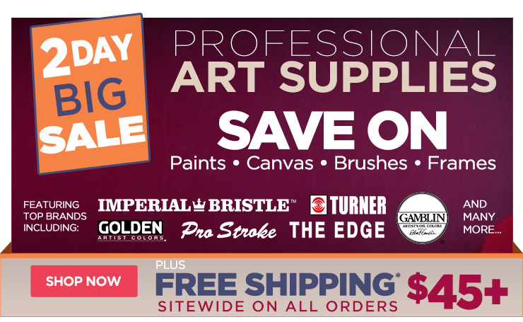 2 Day Pro Art Sale