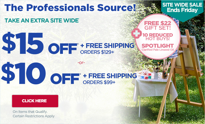 Up to $15.00 off orders over $129 plus free shipping - Must Use Code jerrys15 at checkout.