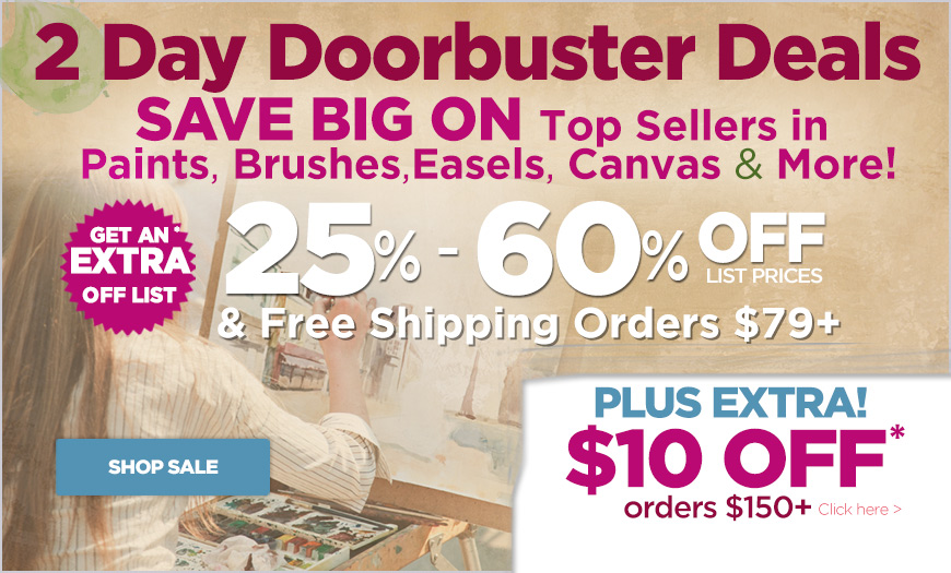 2 Day Doorbuster Deals