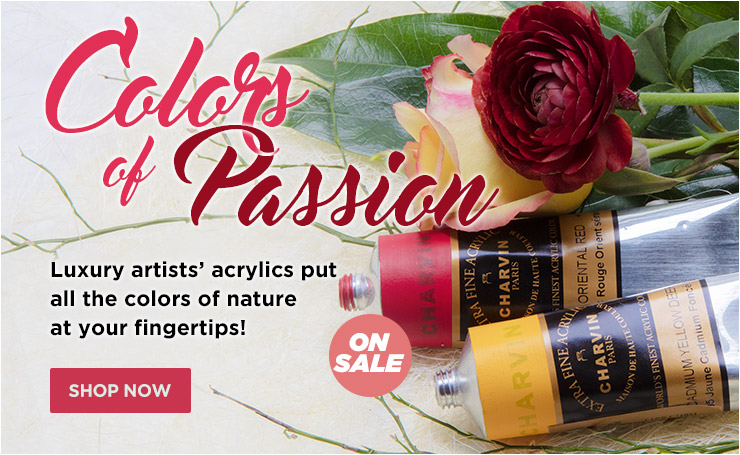 Charvin - Colors of Passion
