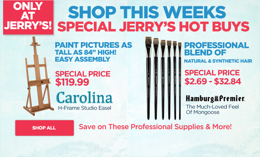 This Weeks Jerrys ProBuys