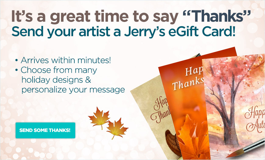 Send Thanks This Thanksgiving! Send an eGift Card