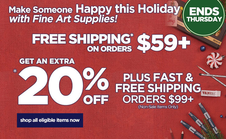 Bonus 20% off orders $99+ and Free Shipping - Must Use Code happysale at checkout.