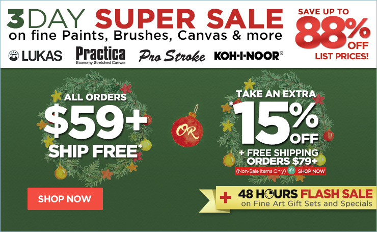 3 Day Super Sale on Top Selling Brands - Up to 88% Off