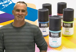 Liquitex NEW Acrylic Gouache Premiere with Guest Jimmy Leslie