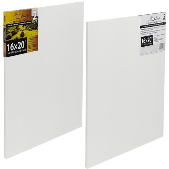 daVinci pro birch painting panels