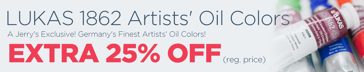 LUKAS 1862 Artists' Oil Colors