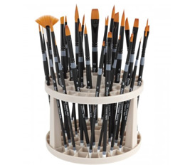 Beste Value Brushes with Brush Crate Set of 32