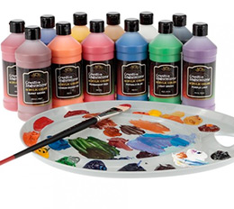 Creative Inspirations Acrylic Color Studio Value Pack