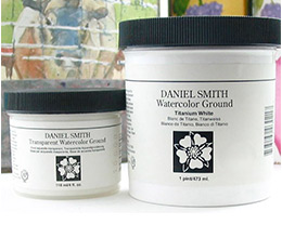 DANIEL SMITH Watercolor Grounds and Accessories