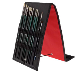 Supreme Value Set of 16 w/ Free Rockwell Brush Easel Case