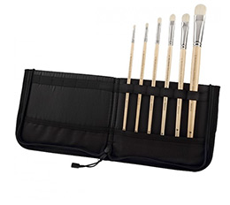 New York Central Professional Control Oil Brush Sets