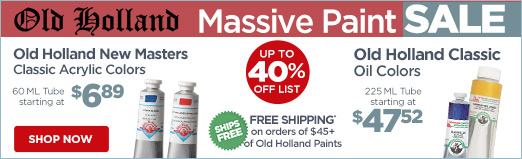 Shop for Old Holland Paints