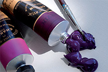 Acrylic paints are one of the most popular paints for artists and crafters for everyday projects like crafting, ceramics and painting. See Jerry's exclusive brands of acrylics: Turner, Lukas, and Matisse