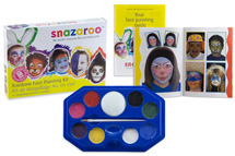 The world's favorite face and body paint - Great Fun for the kids or the whole family - Safe, fun and easy to use! See our featured Snazaroo items loved by kids and parents!