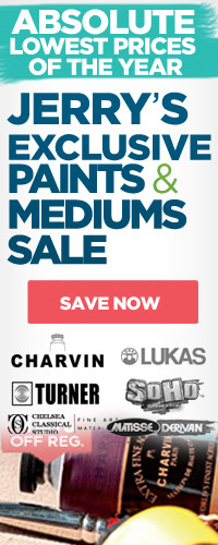 Exclusive Paints and Mediums Sale!