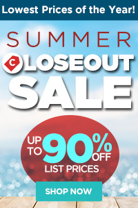 Summer Closeouts Sale - Up to 90% OFF - Huge Savings!