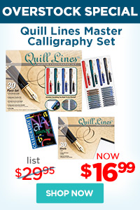 Creative Mark Quill Lines Calligraphy Pens