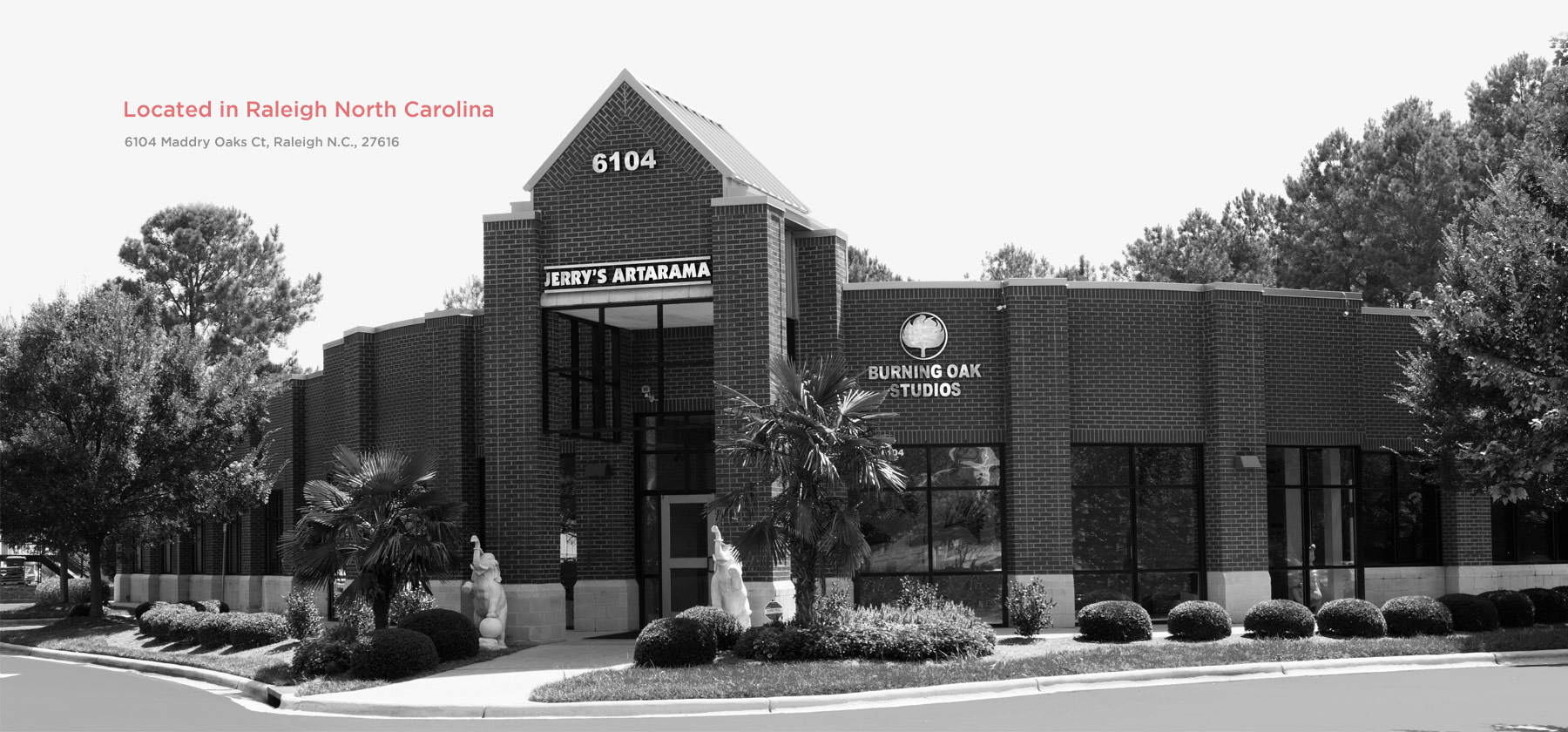 Jerry's Artarama Art Supplies- Main Corporate Headquarters