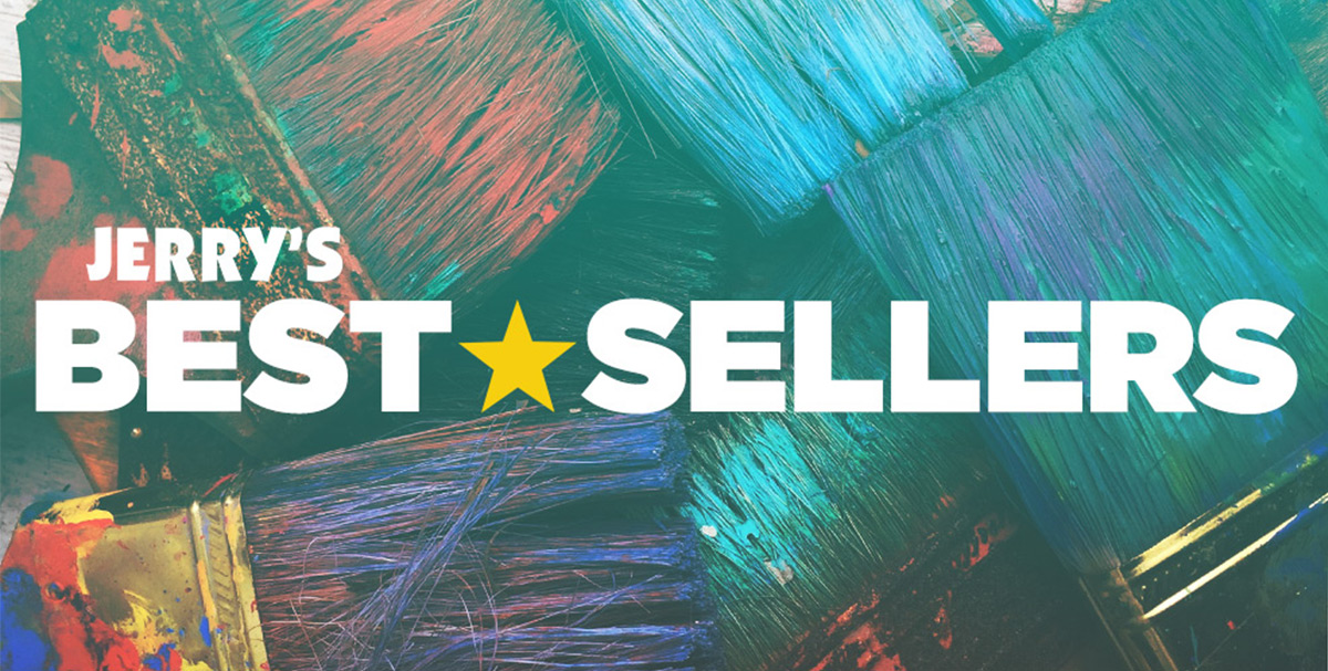 Best Selling Art Supplies of 2016